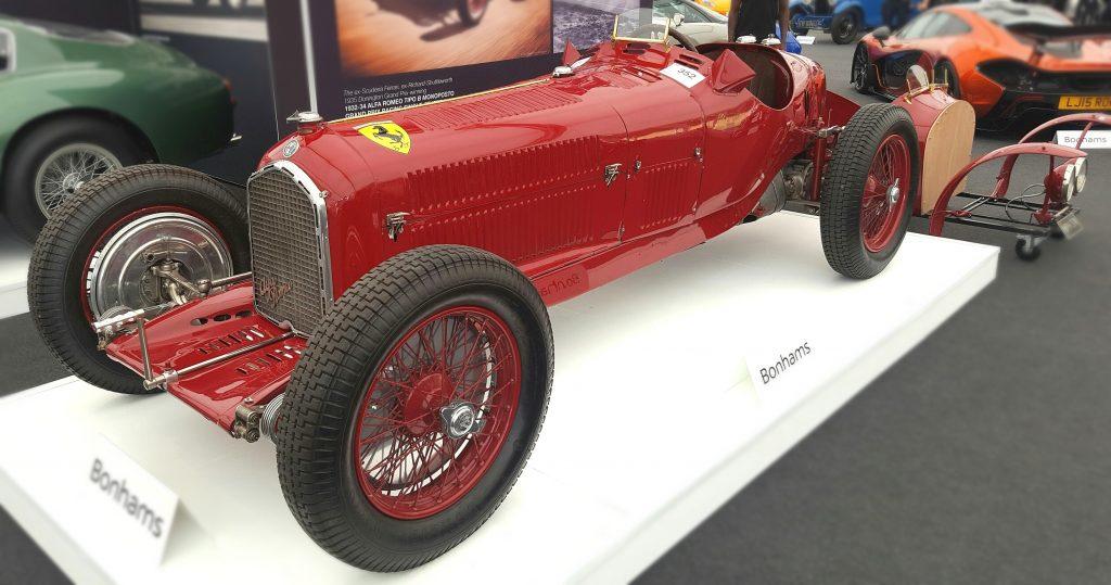 1932-34 Alfa Romeo Tipo B Grand Prix Monoposto