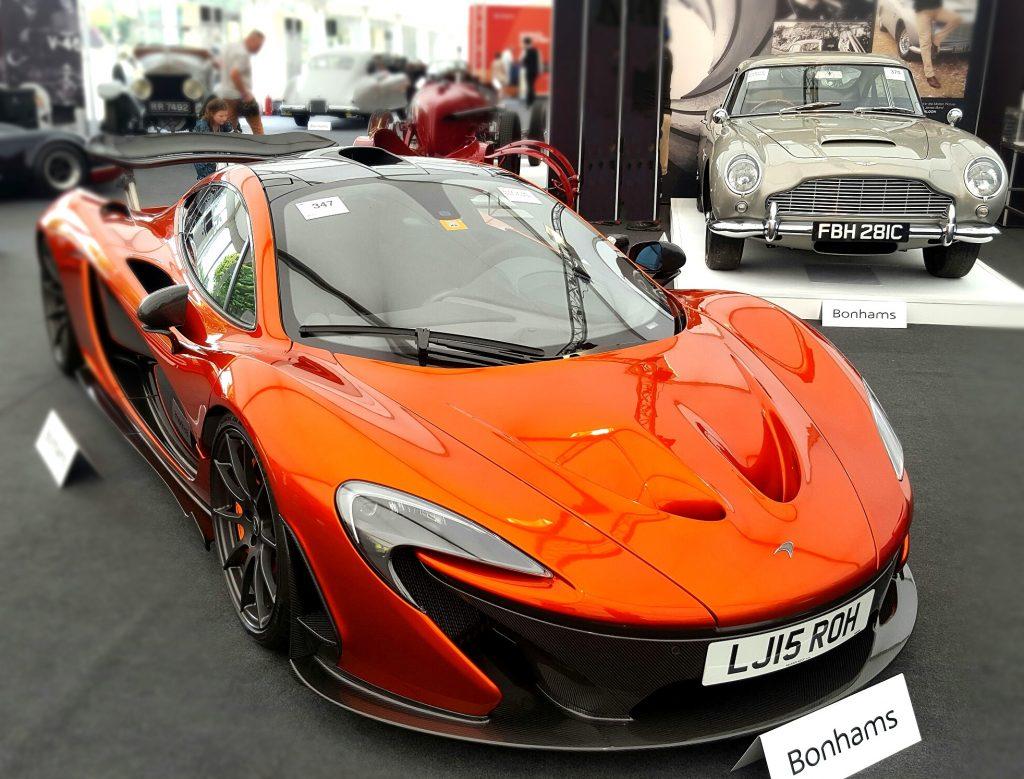 2014 McLaren P1 Coupé