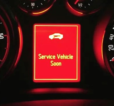 "Service Vehicle Soon"" (SVS) – Fault finding in Vauxhall Astra – Part"