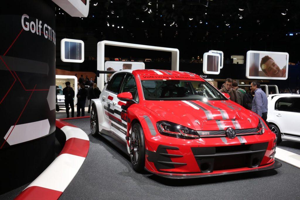 VW Golf GTi in Race Spec