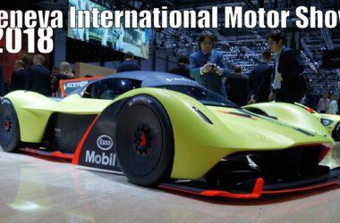 Geneva Motor Show 18