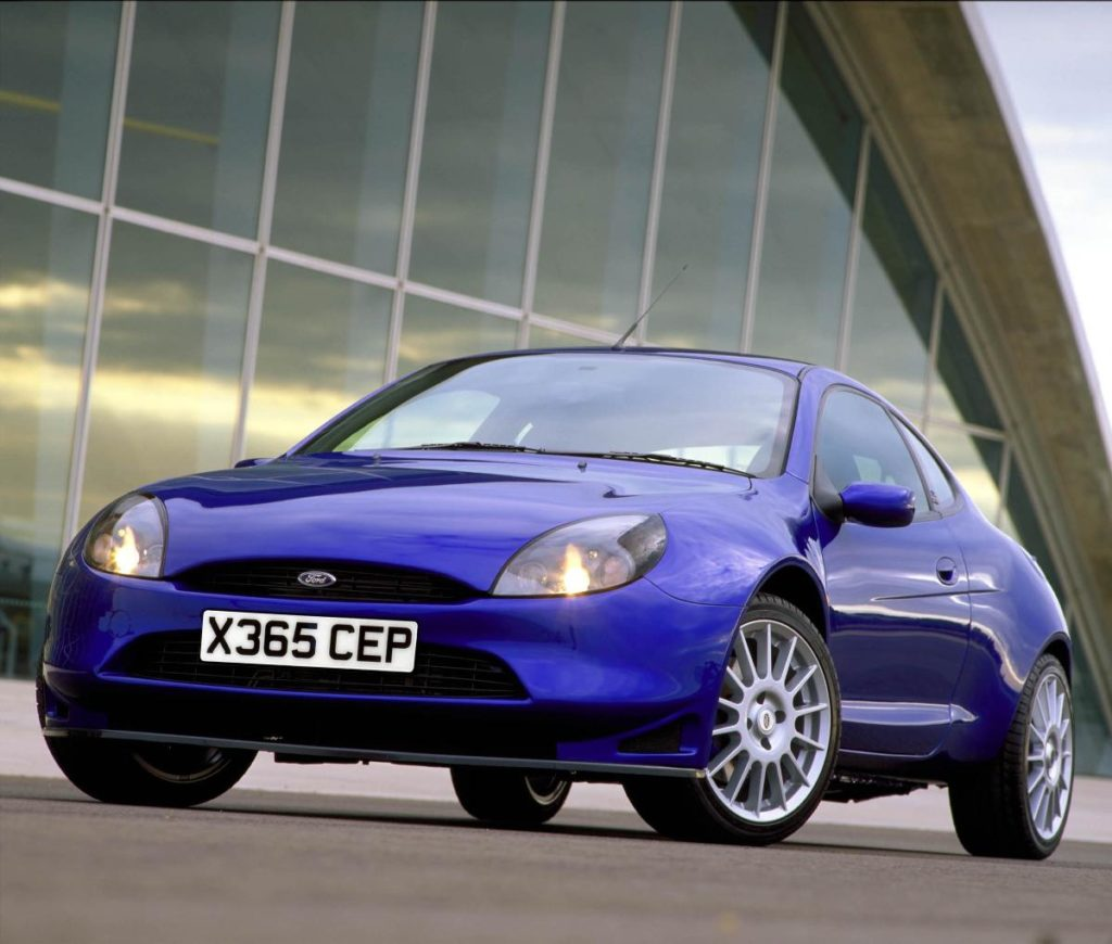 """The Ford """"Racing"""" Puma, converted by Tickford"""