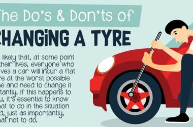 Dos and Donts of changing a tyre