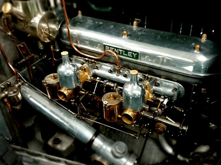 Bentley engine
