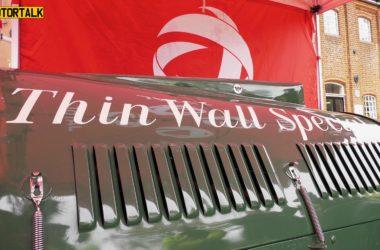 Thin Wall Special Ferrari