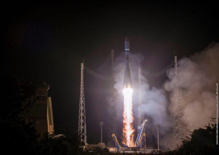 ESA-CNES-Arianespace/Optique Video du CSG - JM. Guillon