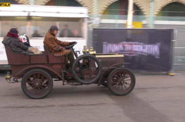 London to Brighton Veteran Car Run 2018