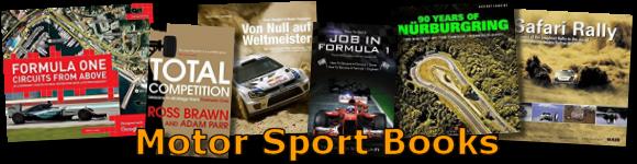 UKMT Motor Sport Books