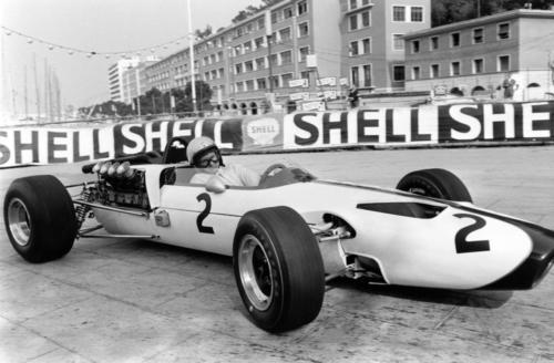 1966 Monaco Bruce McLaren McLaren M2B Ford