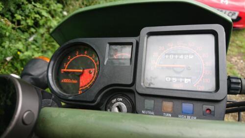 M1030M1 - Diesel Motorbike